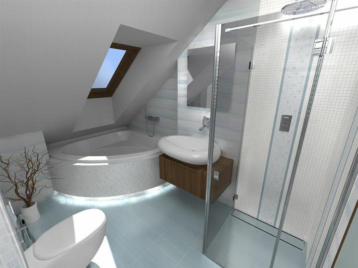 3D návrh kúpelní - Obrázok č. 70