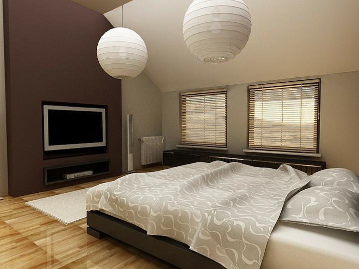 3D návrh spálni - Obrázok č. 18