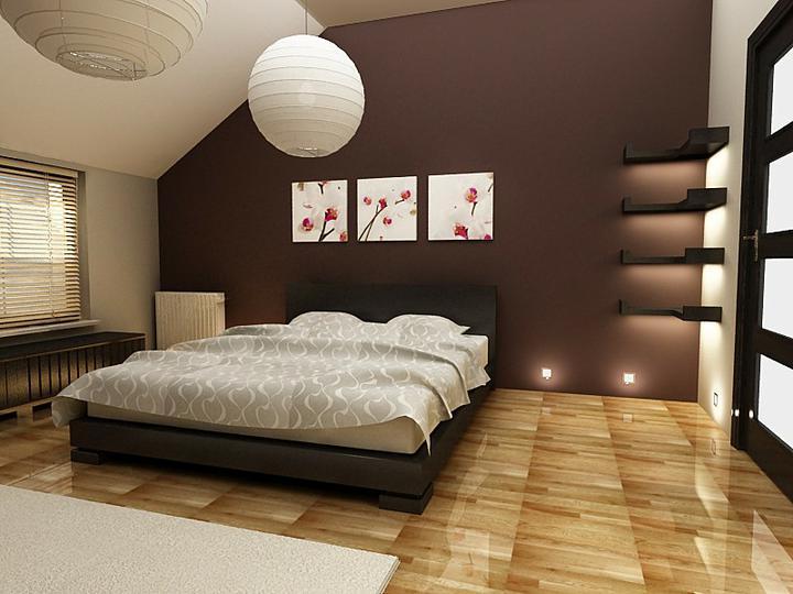 3D návrh spálni - Obrázok č. 19