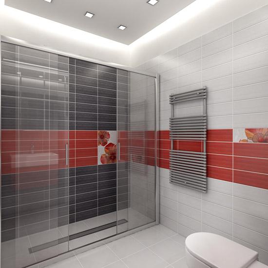 3D návrh kúpelní - Obrázok č. 76