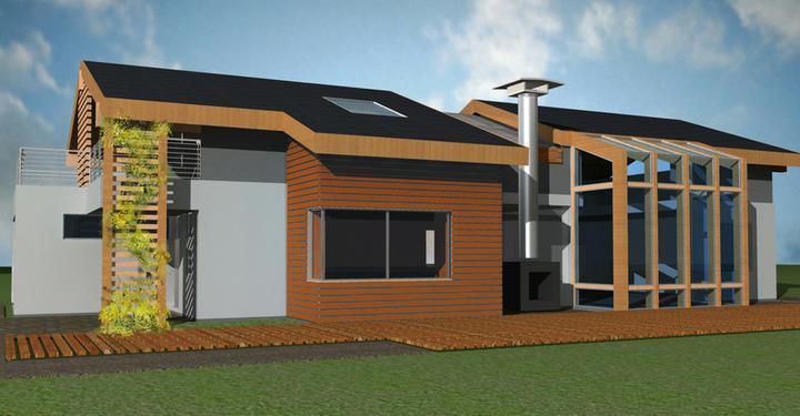 3D návrh domu - Obrázok č. 54