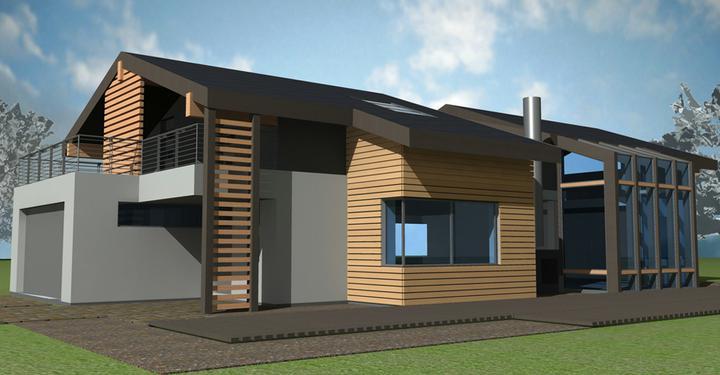 3D návrh domu - Obrázok č. 55