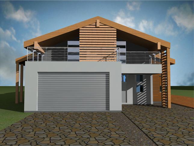 3D návrh domu - Obrázok č. 53