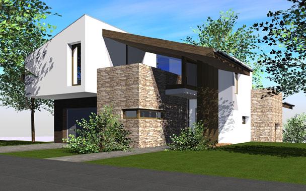 3D návrh domu - Obrázok č. 63