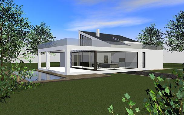 3D návrh domu - Obrázok č. 65