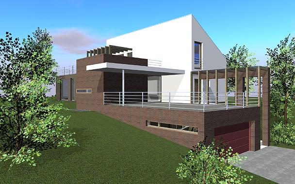 3D návrh domu - Obrázok č. 64