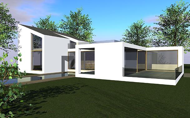 3D návrh domu - Obrázok č. 66