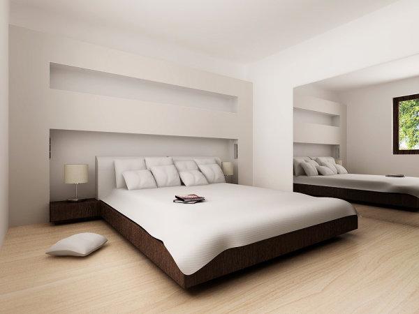 3D návrh spálni - Obrázok č. 20