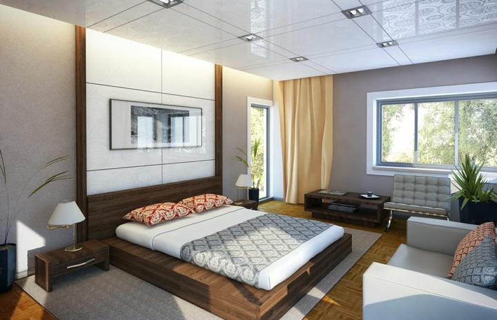 3D návrh spálni - Obrázok č. 22