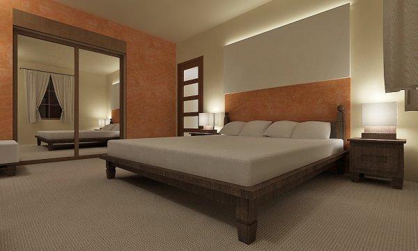 3D návrh spálni - Obrázok č. 23