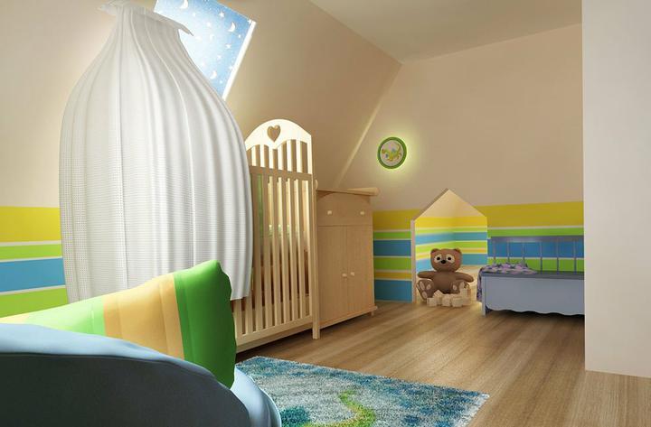 3D návrh detských izieb - Obrázok č. 7