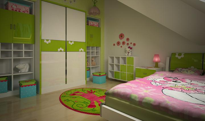 3D návrh detských izieb - Obrázok č. 4