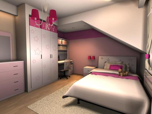 3D návrh detských izieb - Obrázok č. 3