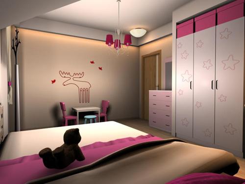 3D návrh detských izieb - Obrázok č. 2