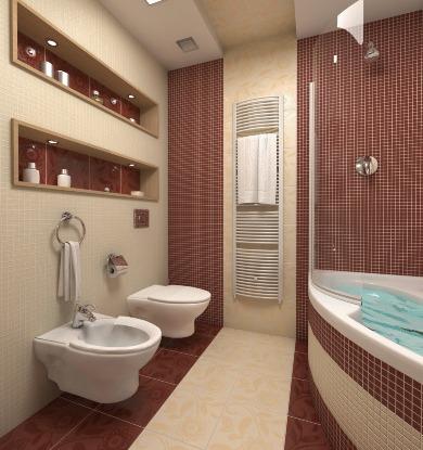 3D návrh kúpelní - Obrázok č. 78