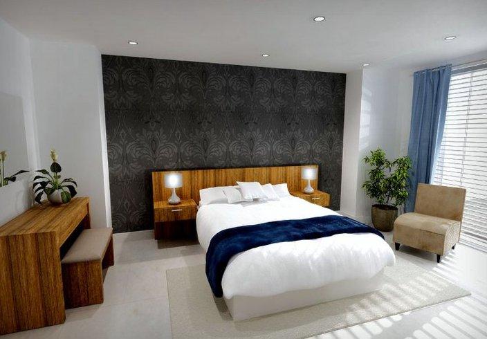 3D návrh spálni - Obrázok č. 24