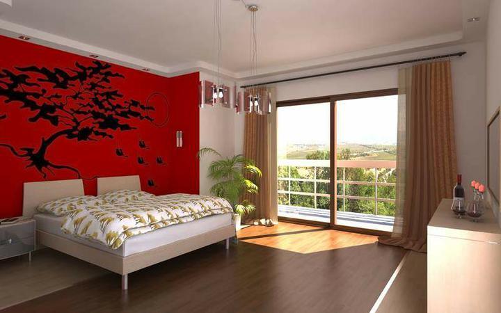 3D návrh spálni - Obrázok č. 26