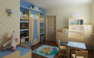 3D návrh detských izieb - Obrázok č. 12