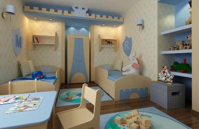 3D návrh detských izieb - Obrázok č. 11