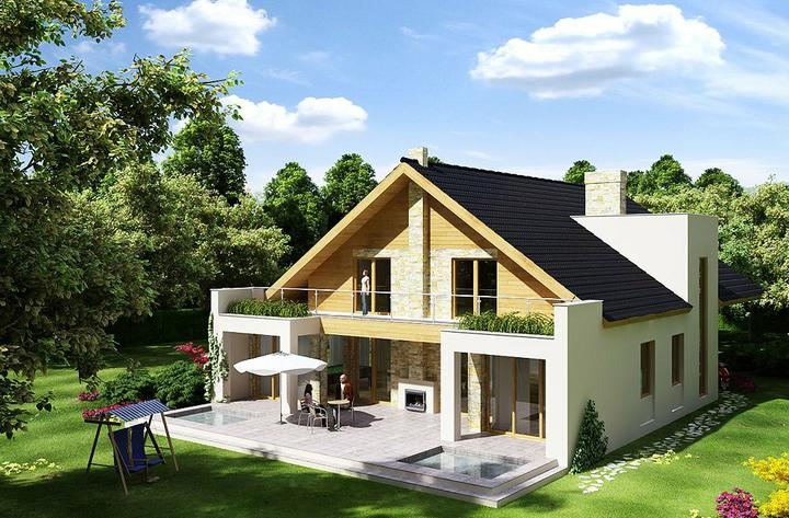 3D návrh domu - Obrázok č. 70