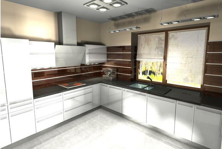 3D návrh kuchýň - Obrázok č. 26