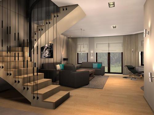 3D návrh obývačky - Obrázok č. 49