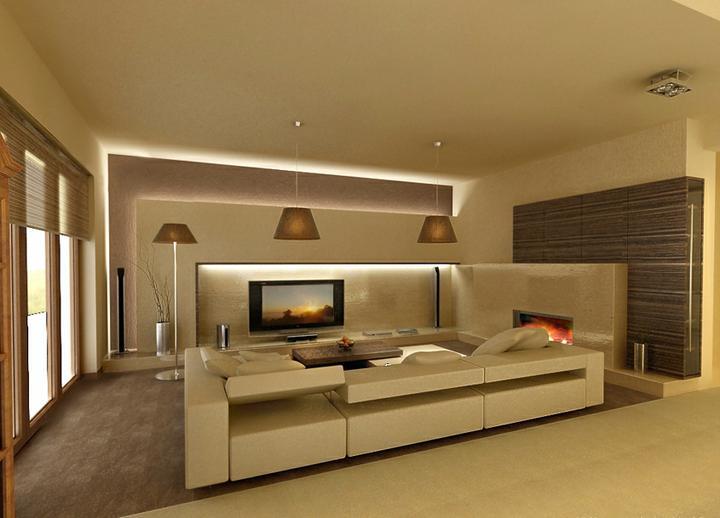 3D návrh obývačky - Obrázok č. 50