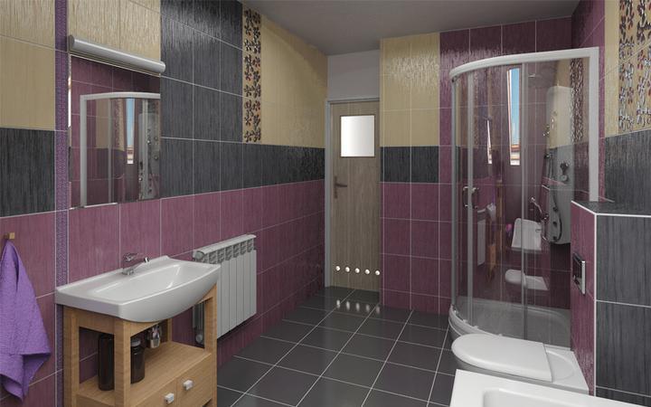 3D návrh kúpelní - Obrázok č. 81