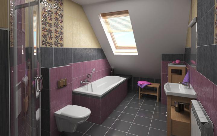 3D návrh kúpelní - Obrázok č. 82