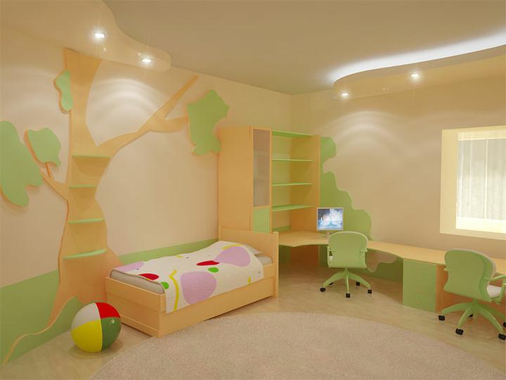 3D návrh detských izieb - Obrázok č. 19