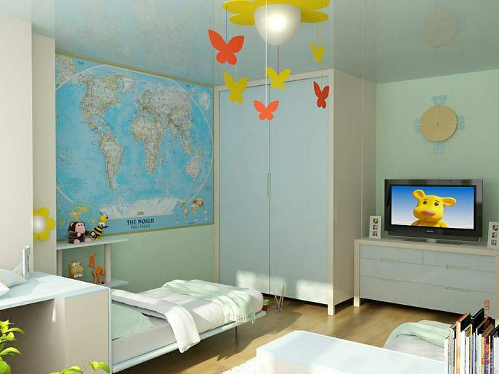 3D návrh detských izieb - Obrázok č. 18