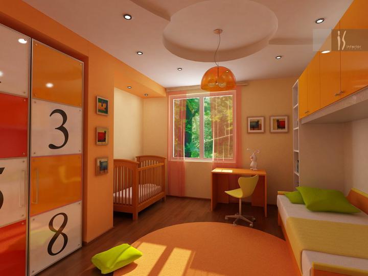 3D návrh detských izieb - Obrázok č. 22