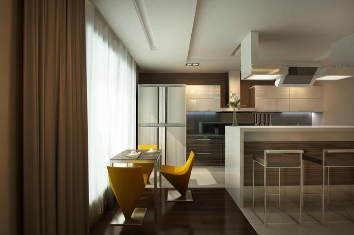 3D návrh kuchýň - Obrázok č. 39
