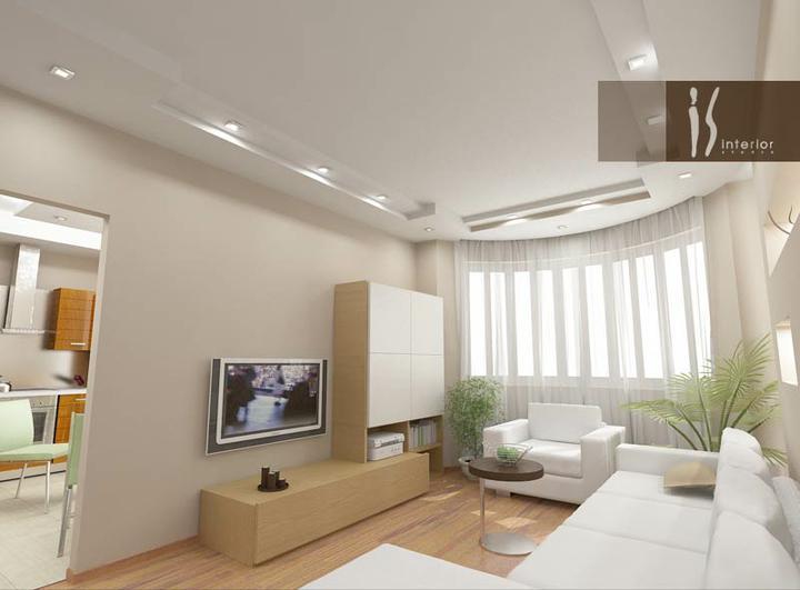 3D návrh obývačky - Obrázok č. 56