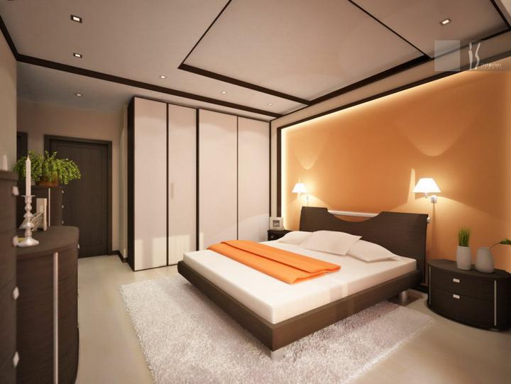 3D návrh spálni - Obrázok č. 28