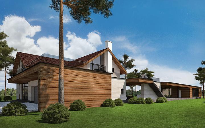 3D návrh domu - Obrázok č. 75