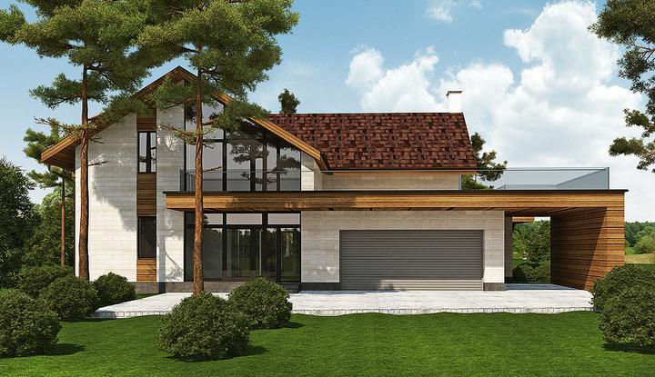 3D návrh domu - Obrázok č. 76