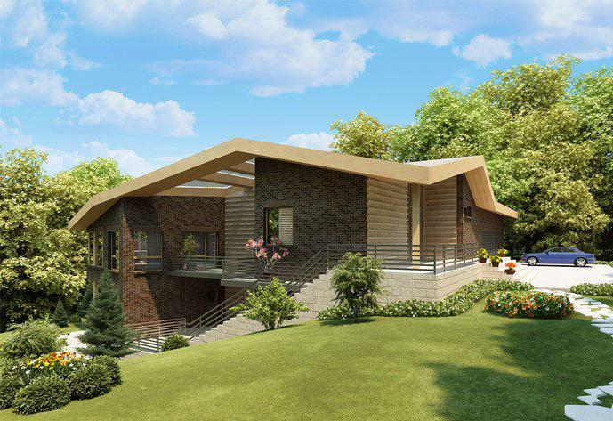 3D návrh domu - Obrázok č. 77