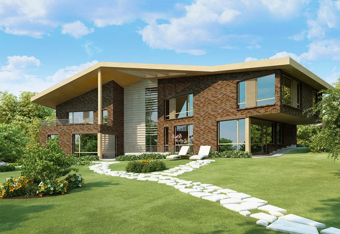3D návrh domu - Obrázok č. 79