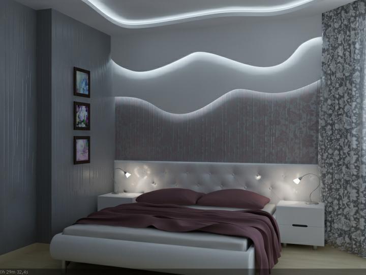 3D návrh spálni - Obrázok č. 33
