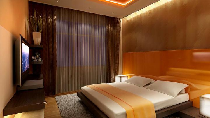 3D návrh spálni - Obrázok č. 34