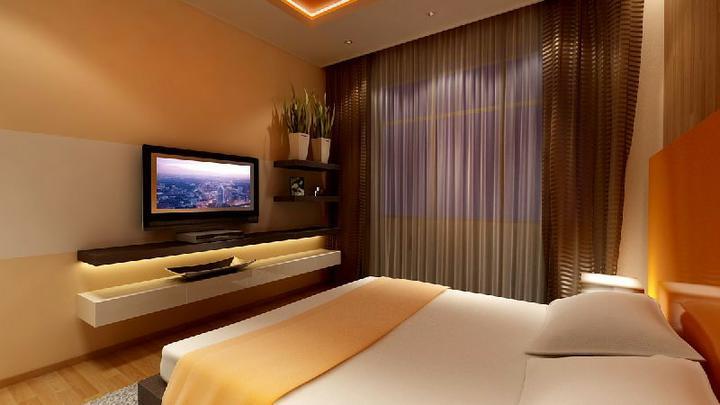 3D návrh spálni - Obrázok č. 35