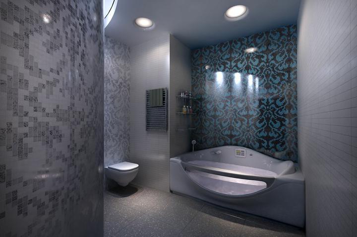 3D návrh kúpelní - Obrázok č. 83