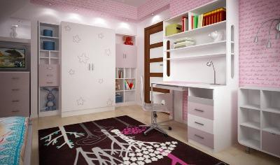 3D návrh detských izieb - Obrázok č. 28