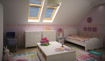 3D návrh detských izieb - Obrázok č. 29