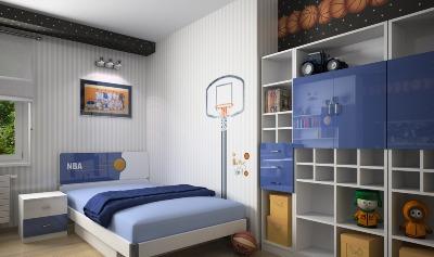 3D návrh detských izieb - Obrázok č. 25