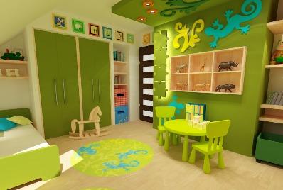 3D návrh detských izieb - Obrázok č. 30