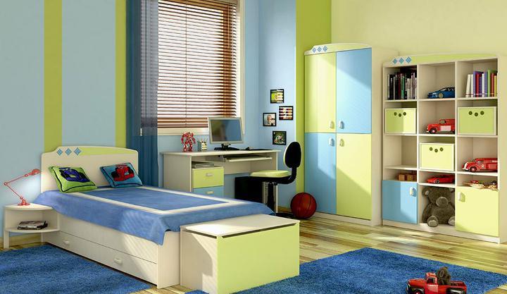 3D návrh detských izieb - Obrázok č. 32