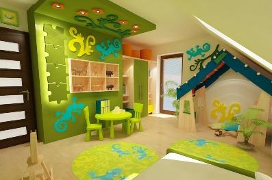 3D návrh detských izieb - Obrázok č. 31