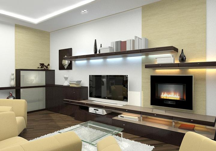 3D návrh obývačky - Obrázok č. 63
